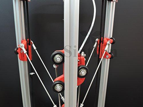 sintron 3d printer kossel mini prime line roller. Black Bedroom Furniture Sets. Home Design Ideas
