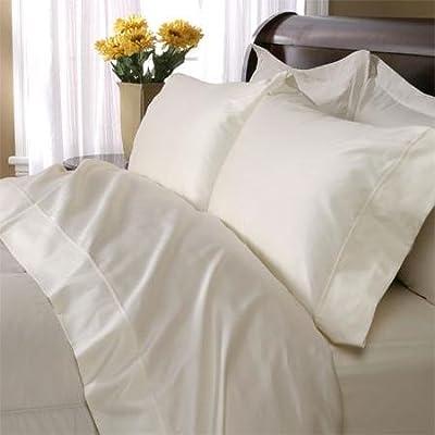 Cleopatra cama juego de sábanas 100% algodón egipcio 1000 hilos ...