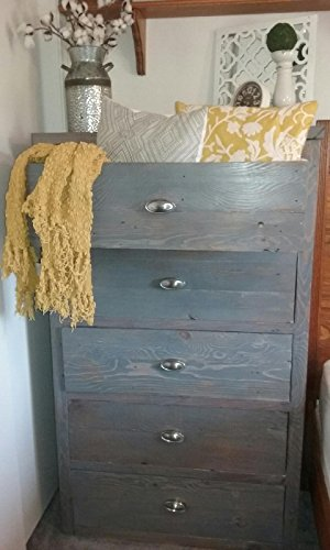 (Rustic Bedroom Dresser)