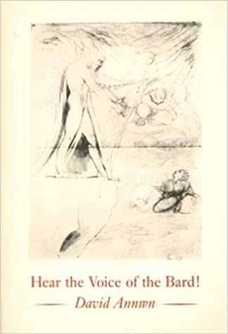 Book Hear the Voice of the Bard! Who Present, Past and Future Sees Three Cores of Bardic Attention: Early Bards, William Blake and Robert Duncan (Three ... Attention: The Early Bards, William Bl)