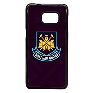 West Ham United Logo_001 For Samsung Galaxy Note 5 Edge Cell Phone Case Black pu1m0h_7588028