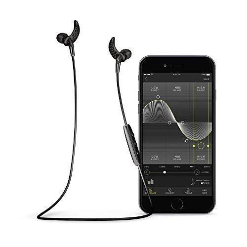 Jaybird – Freedom F5 In-Ear Wireless Headphones – Carbon