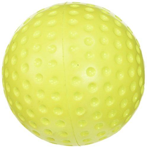 Champion Sports Pitching Machine Softball, 12-Inch, Optic Yellow