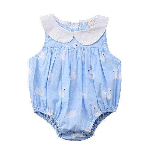 ab276f72f39 Mornbaby Infant Baby Girl Plaid Romper Outfit Newborn Girls Sleeveless  Bodysuit Princess Summer Clothes