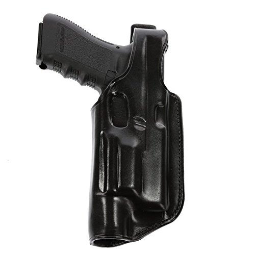 Galco Halo Belt Holster (Black), Glock 23 with Weapon Light, Right Hand