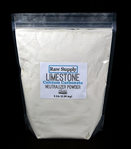 Pounds Carbonate Limestone Amendment Fertilizer