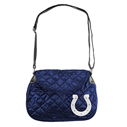 NFL Indianapolis Colts BCA Quilted Saddlebag ()