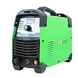 Plasma Cutters 50Amp Dual Voltage - Reboot CUT50 Air Plasma Cutting Machine 110V/220V Compact Metal Cutter 1/2