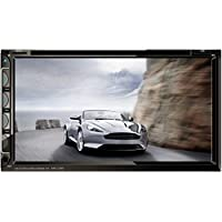 JTKJMO Touch Screen Double Din DVD Player for Vehicle with Radio and remote control