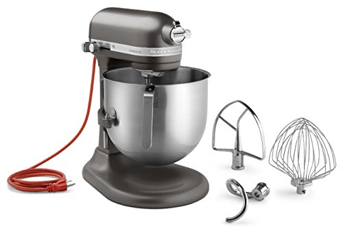 KitchenAid (KSM8990DP) 8-Quart Stand Mixer with Bowl Lift (Dark Pewter) by KitchenAid