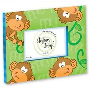 SJ5499 - Monkey 4x6 Paper Frame