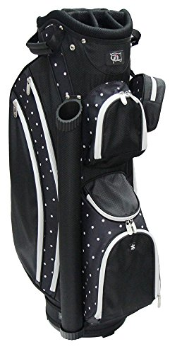 Used, RJ Sports LB-960 Ladies Cart Bag with 3 Pack Head Covers, for sale  Delivered anywhere in Canada