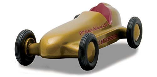 Greenlight Vintage INDY Roadster 100TH Running Indianapolis 500 Gold 1/24 18230
