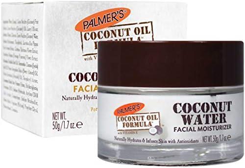 coconut face moisturizer