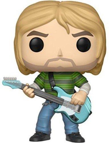 Funko Pop Music  Kurt Cobain  Teen Spirit  Collectible Figure