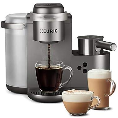 Keurig Special Edition K-Cafe SE Single Serve K-Cup Pod, Nickel
