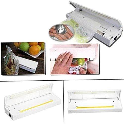 AT27clekca Sealing Machine Kitchen Appliances Mini Heat Sealing Machine Impulse Sealer Seal Packing Plastic Bag Kit