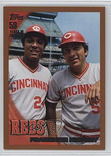 Johnny Bench Cards Value Tony Perez; Johnny Bench #91/399 (Baseball Card