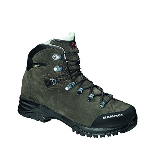 Mammut Trovat High GTX® Women (Backpacking/Hiking Footwear (High)), color:dark brown-black;size:5 UK / 38 EUR dark brown-black