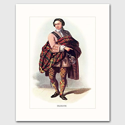 Buy highland dress trews - 1