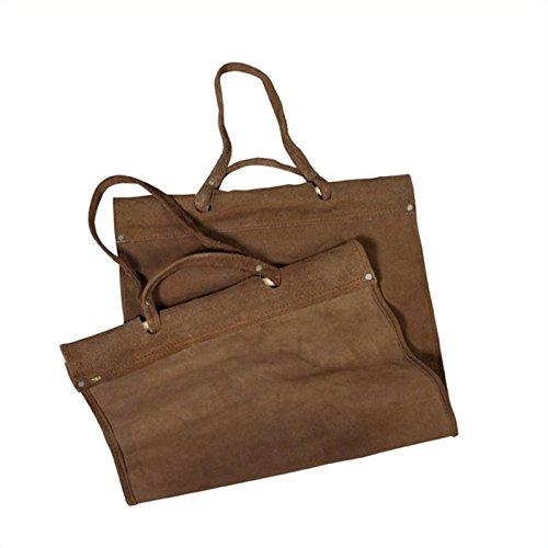 Row Carrier - Pemberly Row Replacement Brown Suede Leather Carrier