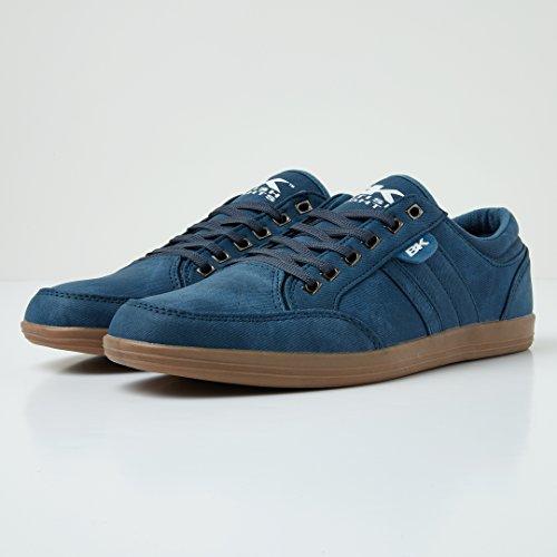 British Knights Herren Kunzo Sneaker Navy/Crepe