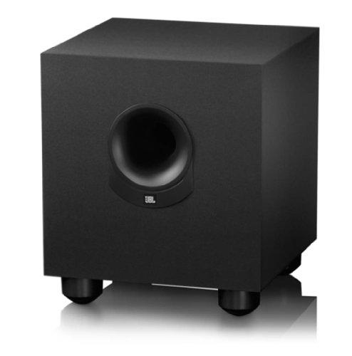 JBL SCS145.5 Home Cinema Speaker Package with Powered Subwoofer (Set of 6)