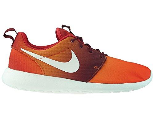 Rosso Roshe Scarpe Print One Sportive Nike Uomo FZ7qd