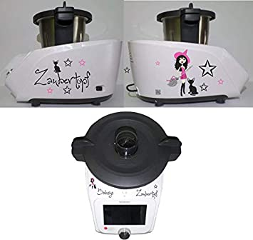 Sticker For Monsieur Cuisine Connect Witch Pink Magic Pot Amazon