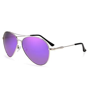 Gafas de Sol Classic Aviator, polarizadas, 100% de protección UV, Lente Ultra