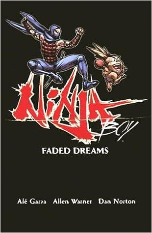 Amazon.com: Ninja Boy: Faded Dreams (9781401201029): Allen ...