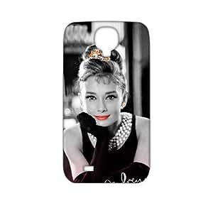 Audrey Hepburn 3D Phone Case for Samsung Galaxy S4