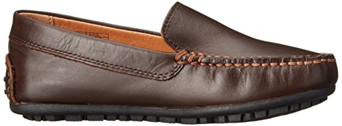 Pictures of umi Saul Moccasin Slip-On Loafer (Little Dark Brown 3