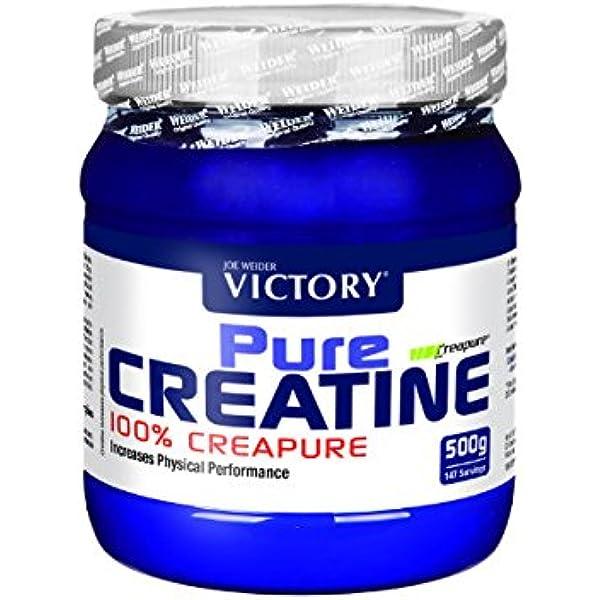 Victory Pure Creatine - 500 gr: Amazon.es: Alimentación y ...