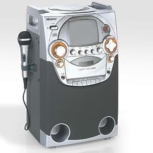 memorex cd graphics karaoke machine