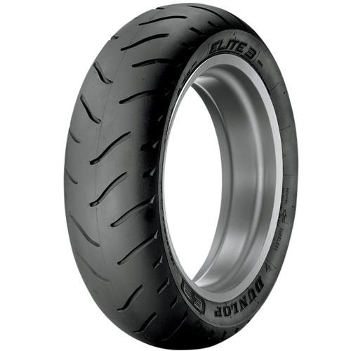 dunlop elite 3 motorcycle tires - 1