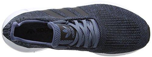 Swift Run Adidas Mens Sneakers Blue 8TxB1X