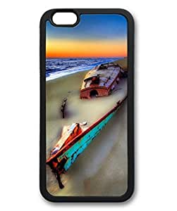 iCustomonline Beached Beauty Designs Case Back Cover for iPhone 6 Plus(5.5 inch) by mcsharks