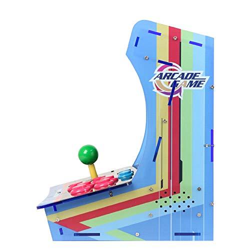 Barbella Mini 1388 in 1 Games Pandora's Box 5S Single Stick Classic Retro Arcade Game Console HDMI by Barbella (Image #2)