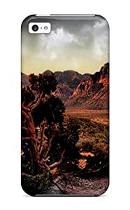 Albert R. McDonough's Shop 8928069K37686512 Awesome Defender Tpu Hard Case Cover For Iphone 5c- Desert