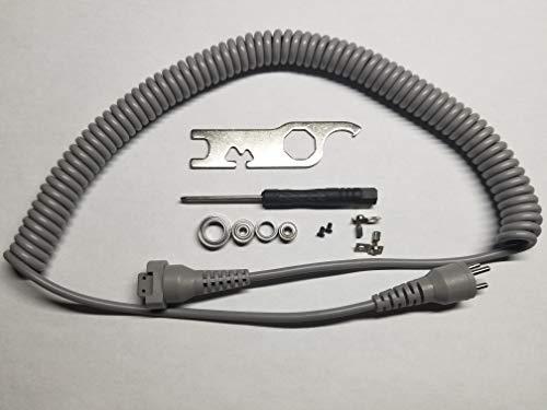 KUPA UPOWER UP200 UG12 Replacement Motor Cord, Carbon Brush, Bearings, Screws Repair Set