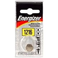 ENERGIZER ECR1216BP / 25 mAh Coin Cell Battery by Energizer
