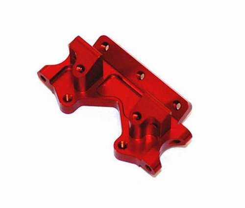ST Racing Aluminum Front Bulkhead for Traxxas 2WD Electrics ()