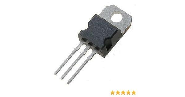 2 amplificadores lineales de audio NPN BDX53C para conmutar la potencia del transistor: Amazon.es: Industria, empresas y ciencia