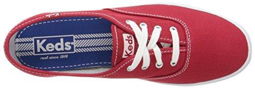 para Champion Keds 42 color rot talla mujer rojo CVO Zapatillas tawqwTvC