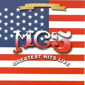 MC5 - Greatest Hits Live by Cleopatra
