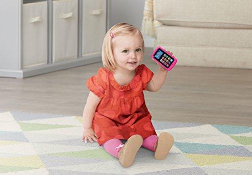 41QGHkl atL - LeapFrog Chat And Count Smart Phone, Violet