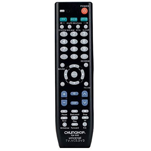 CHUNGHOP Universal Remote Control 1PCS RM-88E TV/VCD/DVD 3 i