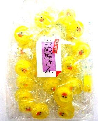高橋商店『ひよこあめ(レモン味)』