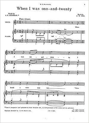 Descargar Torrent La Llamada 2017 C.w. Orr: When I Was One And Twenty For High Voice And Piano Falco Epub